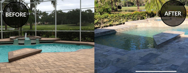 Swimming pool repair service Sarasota