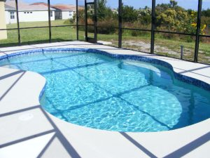 Pool Water Evaporation