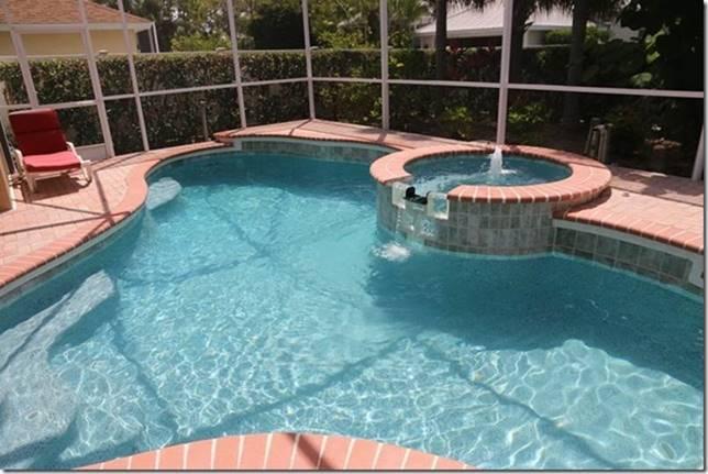 How to find leak in pool Sarasota