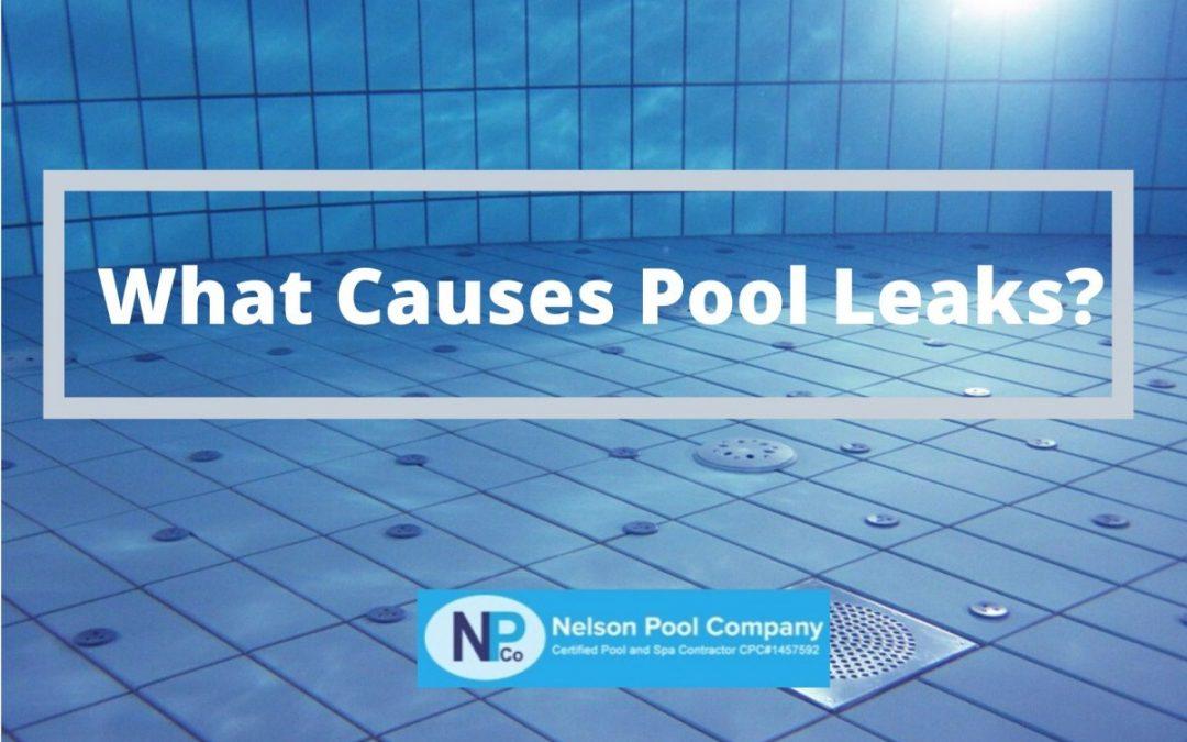 Nelson Pool Company